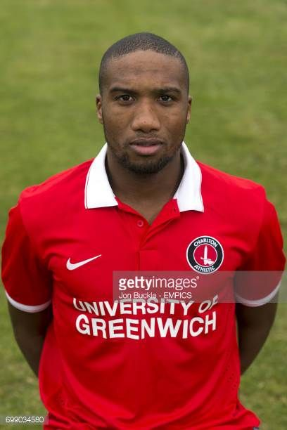 Zakarya Bergdich Charlton Athletic