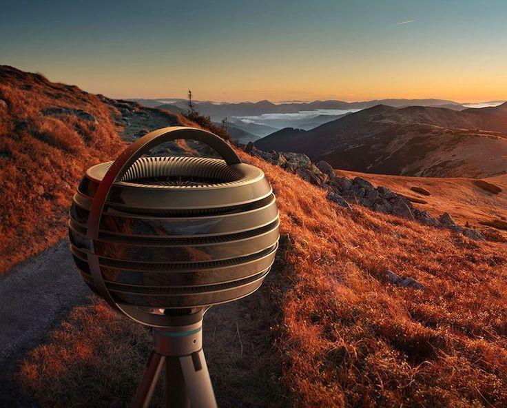 Lytro Immerge Light Field VR Device