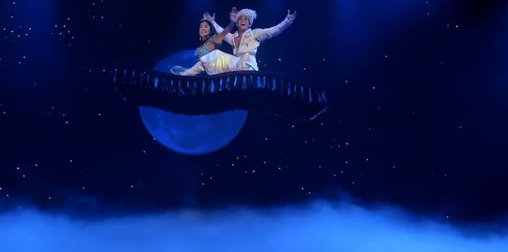 Gallery For > Magic Carpet Aladdin Musical