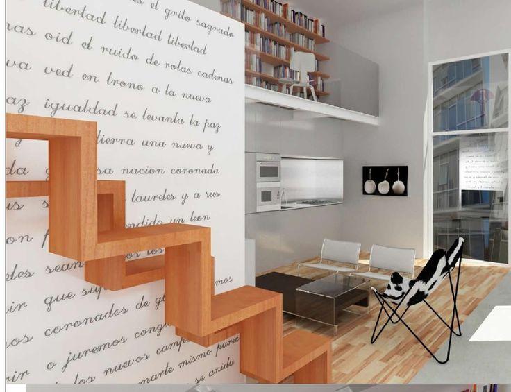 escada santos dumont intergraus: Esculturacasa Foa, Stairs, Search, Escalera Esculturacasa, Escalera Escultura Casa