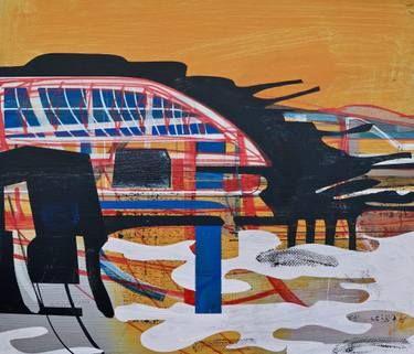"""Saatchi Art Artist Jim Harris; Painting, """"Die Harmonie der Welt."""" #art"""