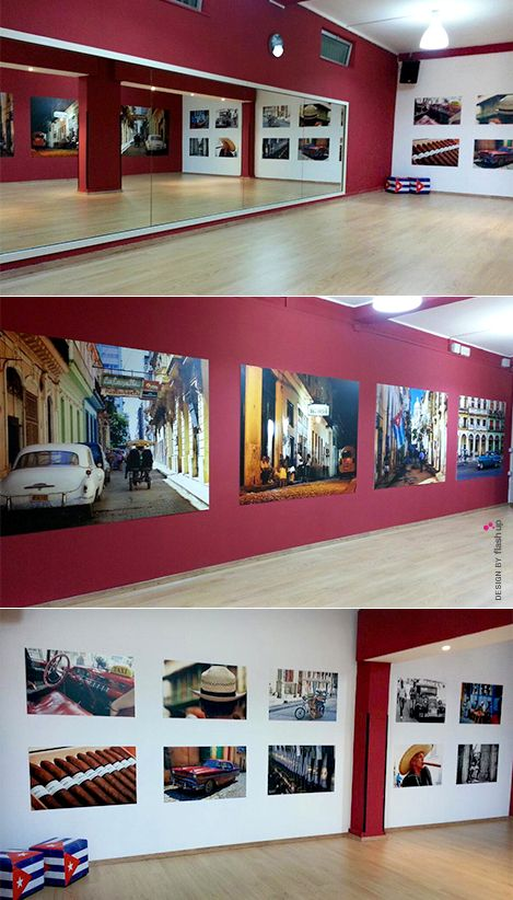 Scuola di Ballo Buena Vista. Interior Design by FLASH UP. Please visit: www.facebook.com/flashupxx #interiordesign #print #printing #poster #photoshop #flashupdesign #concept #ambiente #scuoladiballo #dance #buenavista #rgb #cmyk #pantone #graphicdesign #design #grafica #graphic
