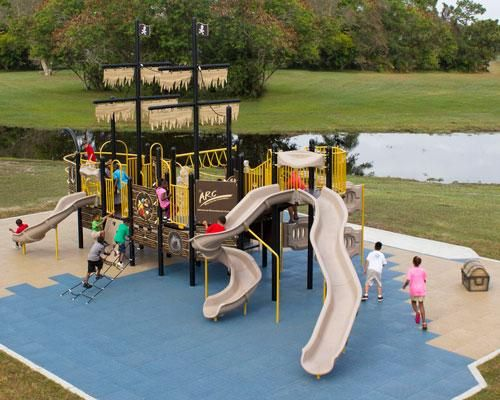 ARC Park in Palm Bay, Florida. Sail away in this pirate ...