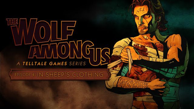 The Wolf Among Us V1 23 Mod Apk All Episodes Unlocked The Wolf Among Us All Episodes Wolf