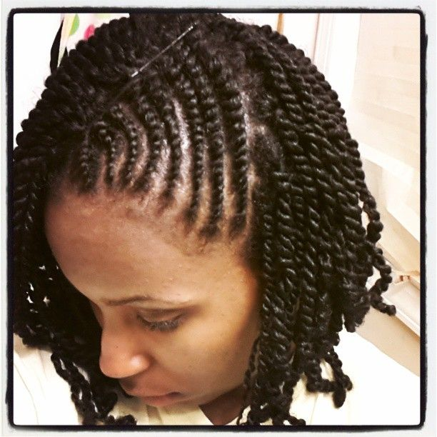Natural Twist Hairstyles Inspiration 17 Best Hairstyles Images On Pinterest  Natural Updo African