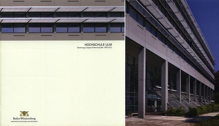 https://flic.kr/p/M8H93u | Hochschule Ulm, Sanierung Campus Prittwitzstraße 1999-2012; Baden-Württemberg/ South West Germany