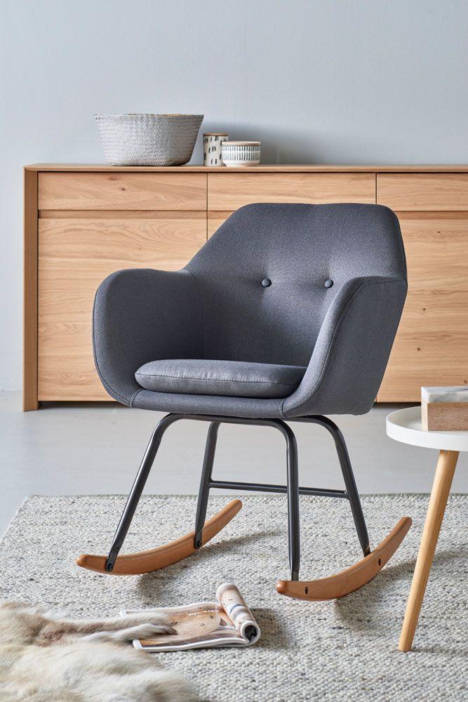 Woonexpress | modern wonen | schommelstoel EGMOND