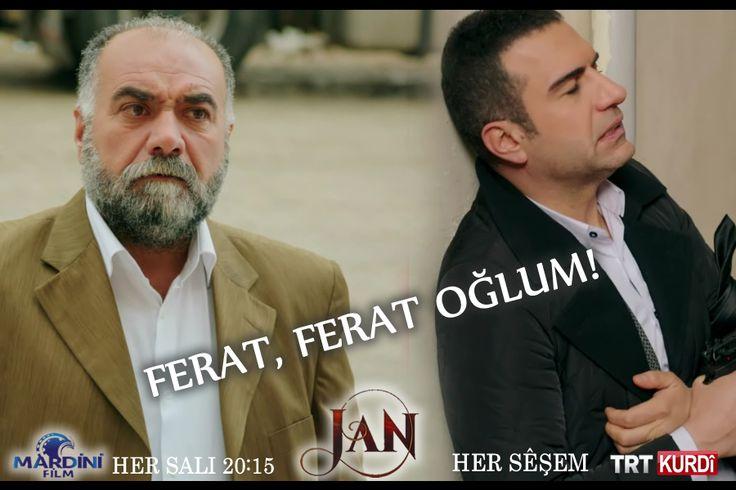 Jan - Sızı yeni bölümüyle bu akşam 20:15'te TRT Kurdi ekranlarında!