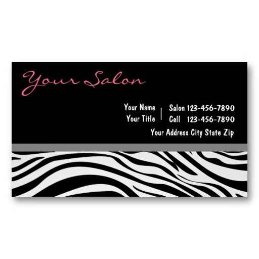 21 best business cards for hairstylists images on pinterest salon business cards colourmoves Image collections