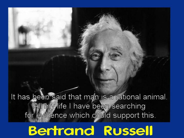 The future of mankind by bertrand russell