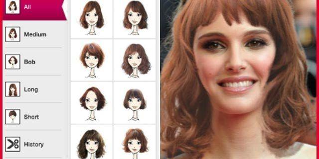 Einfache Frisur App Neue Frisuren Frisuren Neue Frisuren Trendy Frisuren