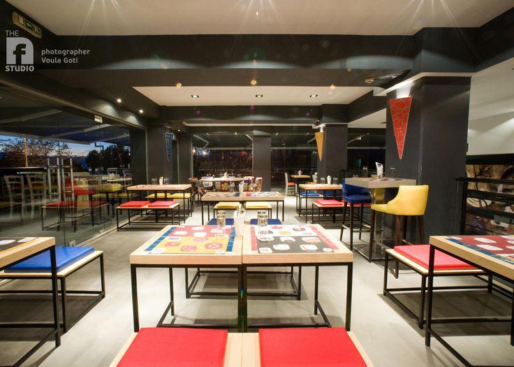 Tapas Bar Ladadika Thessaloniki Design by @kaputdesign