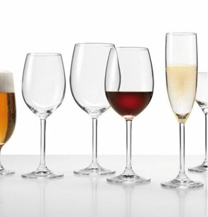 Leonardo wine glass architecture of the wine glass flute champagne daily throughout
