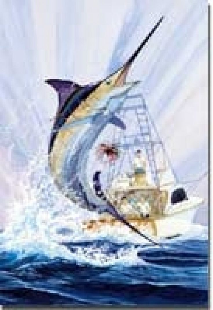17 Best images about ART - Guy Harvey on Pinterest ...
