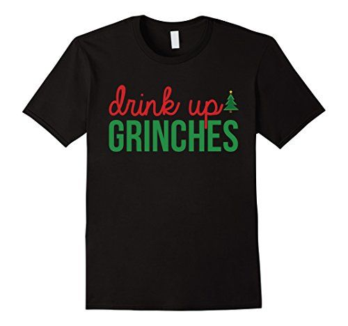 Men's Drink Up Grinches T-Shirt Funny Christmas Drinking ... https://www.amazon.com/dp/B01MDT55BZ/ref=cm_sw_r_pi_dp_x_Hjvgyb8JQKV0F