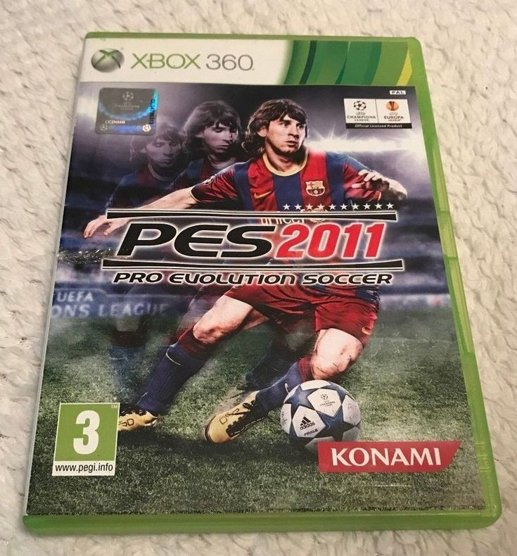 Only £1.79!! Pro Evolution Soccer 2011 (xBox 360) Fast Free Postage