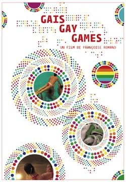 """The Gay Games are open to everyone, with no entrance requirements of age, level or occupation. These games, without the customary rules, anticipate the future of an athletic world committed firmly to values of comradeship and respect for differences. Men and women from all over, 10,000 participants, gather for the Gay """"Olympic"""" Games in Köln, Germany. With humor and tenderness Françoise Romand films them as they reveal their desires and their doubts."""