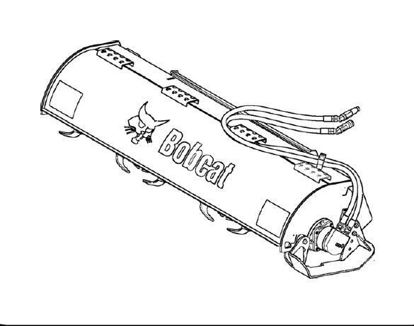 Bobcat 40 Tiller Service Repair Manual S N Apfw00101 Above Service Repair Manuals Pdf In 2020 Repair Manuals Manual Bobcat