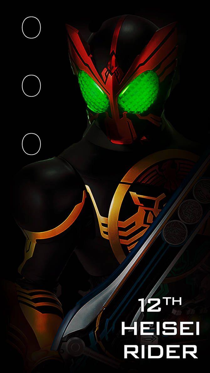 Kamen Rider Ooo Smart Phone Wallpaper By Phonenumber123 Kamen Rider Ooo Kamen Rider Kamen Rider Decade