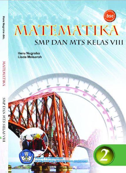 Download Buku Siswa KTSP SMP dan MTs Kelas 8 Matematika