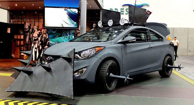 Zombie Apocalypse Car!