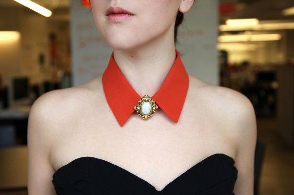 4 DIY collars