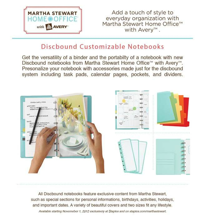 Best 25 Martha stewart planner ideas only on Pinterest