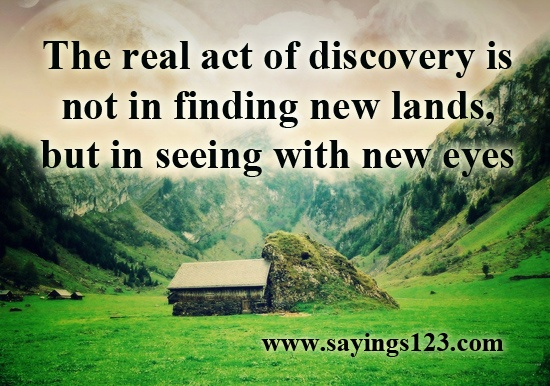 43 Famous Discovery Quotes Sayings About Discovery: Discovery Quotes And Sayings. QuotesGram