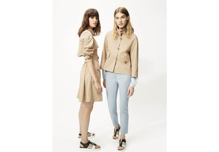 Dal beige all'azzurro: infinite sfumature soft From beige to baby blue: endless soft hues Sandali/Sandals- http://it.pennyblack.com/p-5521115003002-sericeo-nero Caban- http://it.pennyblack.com/p-2021065003001-agire-cammello Camicia/Shirt- http://it.pennyblack.com/search?text=effige Pantaloni/Pants- http://it.pennyblack.com/p-2131125003002-lauto-azzurro Sandali/Sandals- http://it.pennyblack.com/p-5521115003002-sericeo-nero