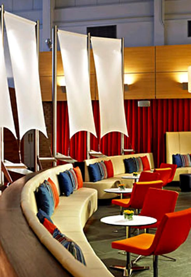 hotel lobby design | Hotel Lobby Design, New style of open plan hotel lobby interior design ...