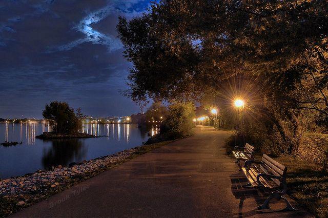 Hamilton Harbour Waterfront Trail.