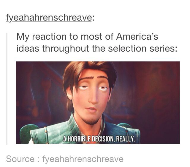 #theselection