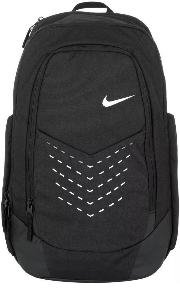 on sale 8527c 06f4d Nike Vapor Energy Backpack Training School Gym Bag Black BA5477-010 Lap Top   Nike  Backpack