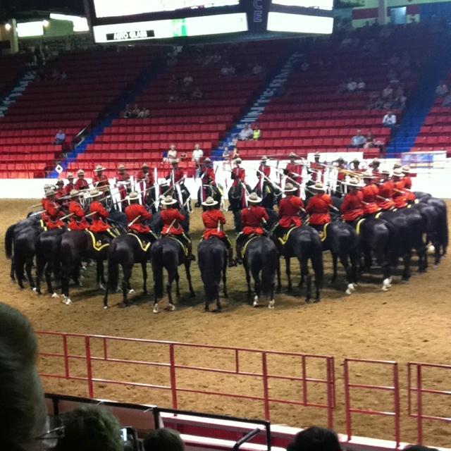 RCMP musical rides