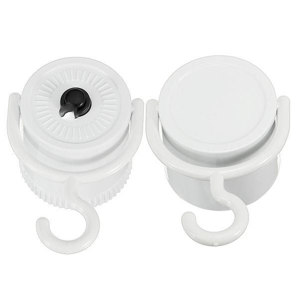 E27 Socket Base Screw Lamp Holder With Hook For Emergency Light Bulb
