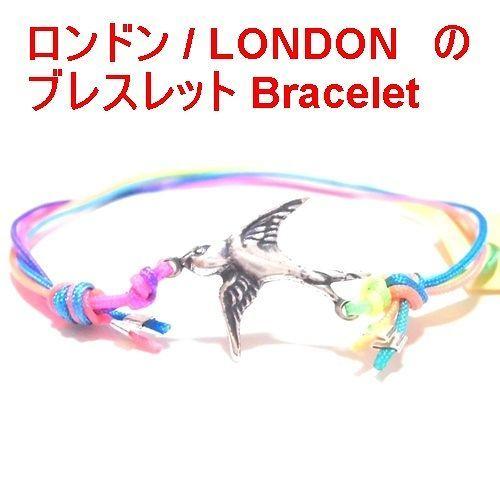 daniela sigurd jewelry ダニエラシグルドジュエリー ブレスレット スワロー レインボー シルバー rainbow swallow friendship silver bracelet 海外 ブランド