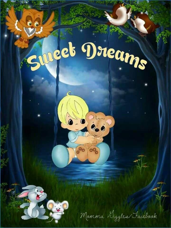 Good night | Gute nacht, Gif bilder gute nacht, Süße träume