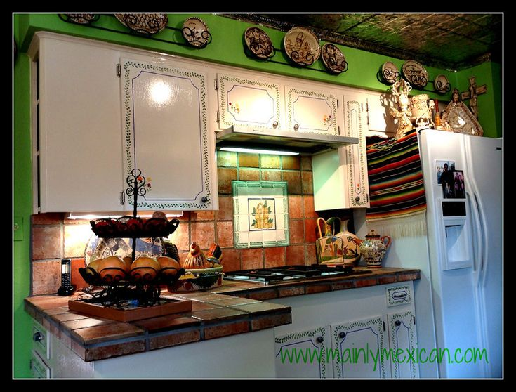 58 Best Images About Mexican Kitchen Ideas Styles Colors
