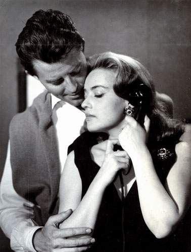 Gérard Philippe and Jeanne Moreau, 'Les Liaisons Dangereuses' (dir. Roger Vadim, 1960).