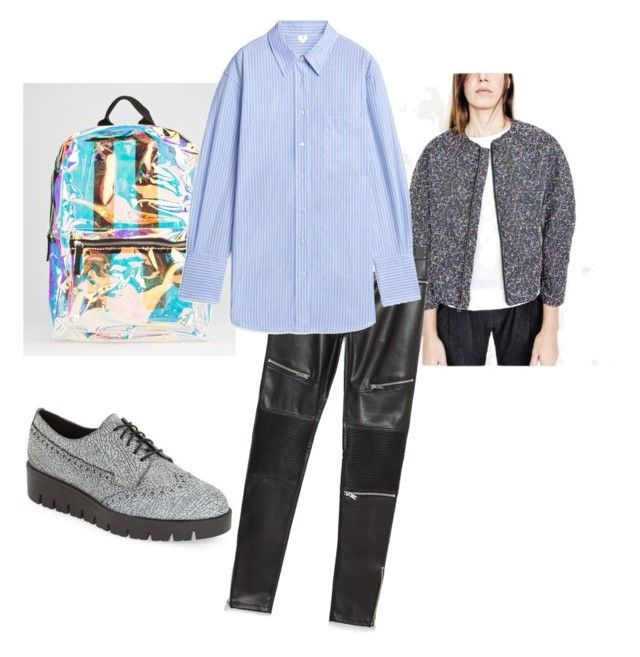 """""""Minimalist 1.0"""" by motetta on Polyvore featuring TheP., Shellys and Zara"""