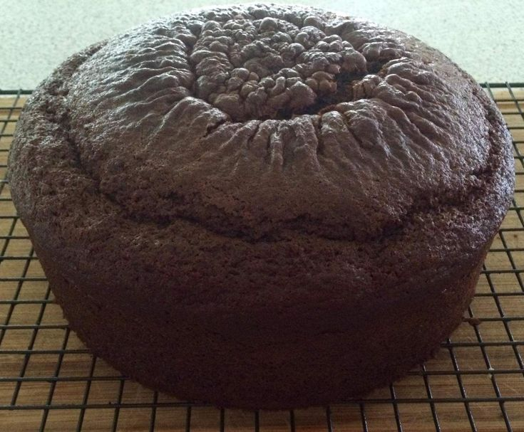 Recipe The Ultimate Chocolate Cake (Converted from Annabel Langbein) by Jod_81…