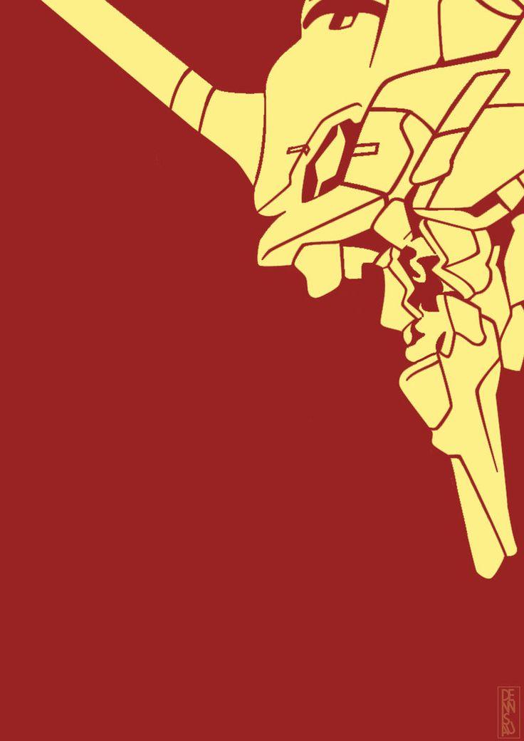 Evangelion - UNIT 01 by June22nd