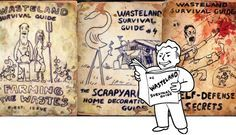 Fallout 4 - Get all the Wasteland Survival Guides