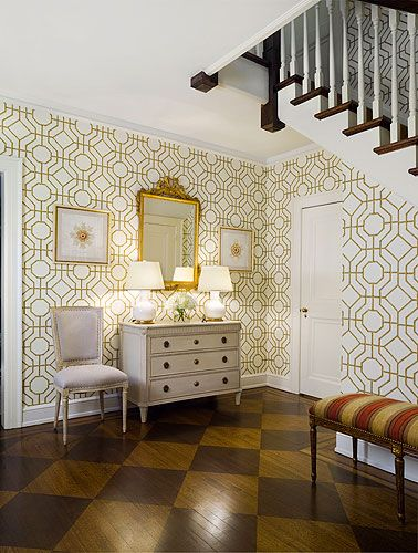 Foyer Wallpaper Designs : Best images about foyer on pinterest baroque high