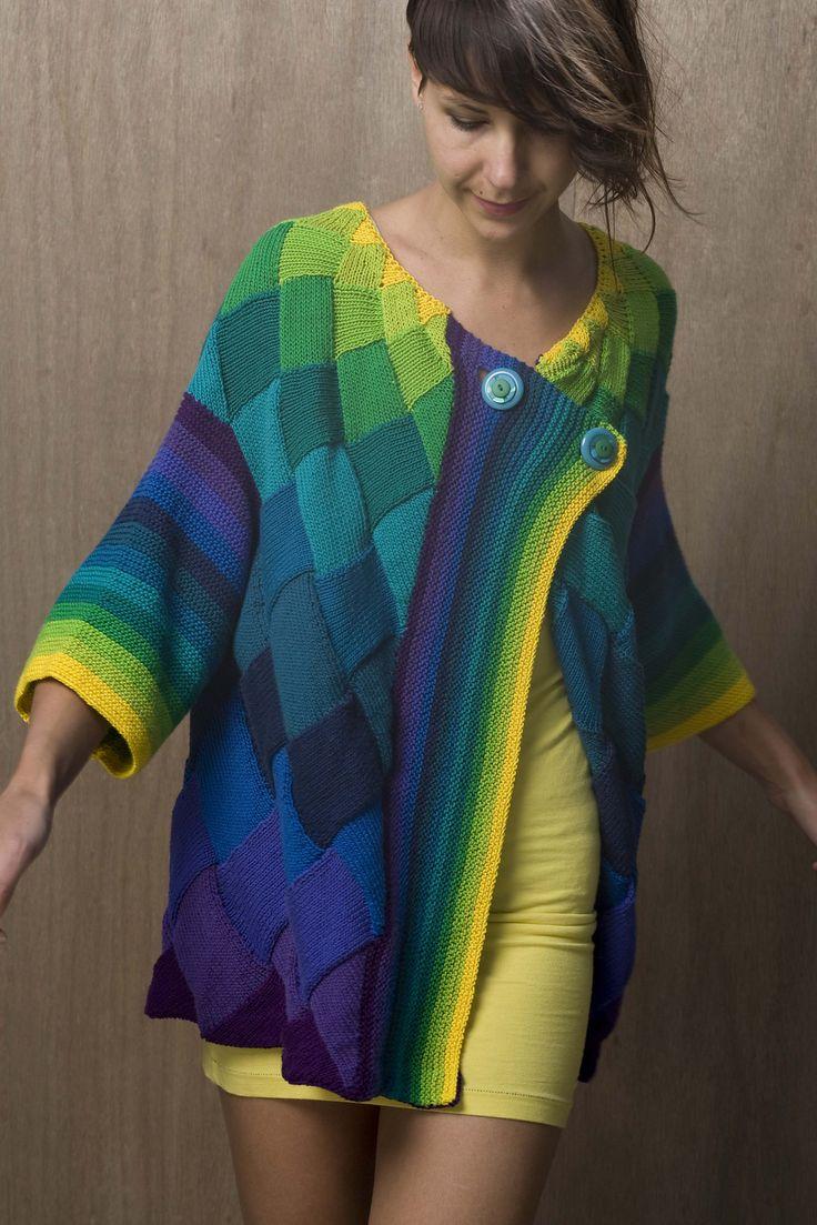 Ravelry: Art Deco Cardigan pattern by Helen Hamann