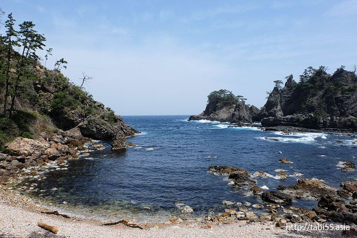 浄土ヶ浦海岸(島根県)/Joudoura coast(Shimane)