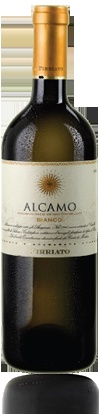 ALCAMO BIANCO D.O.C.  Country : Italy  Region : Sicily  Winery Name : Firriato  Classification : D.O.C. Alcamo  Grape Varieties : 85% Catarratto 15% Inzolia  Alcohol : 14% by vol.  Tasting Notes : Brillant golden colour with greenish hints; elegant and delicate perfume with flowers and white fruit, fresh and inviting acidity.  Serving Temperature : 12/14° C.