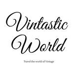 Travel the world of vintage right here. Check out vintage shopping & lifestyle