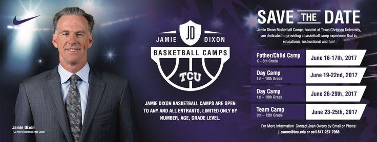 jamie dixon basketball camp