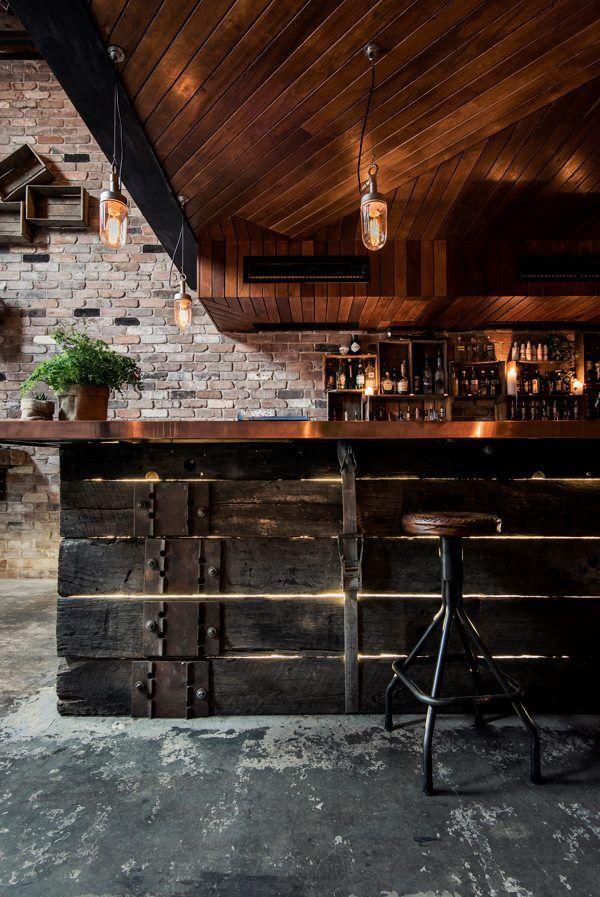 bar area idea